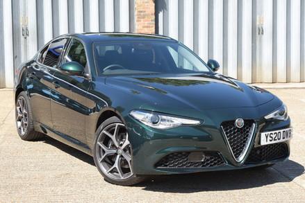 Alfa Romeo Giulia TB LUSSO TI