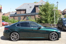 Alfa Romeo Giulia TB LUSSO TI 2