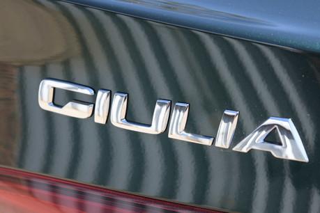 Alfa Romeo Giulia TB LUSSO TI 10