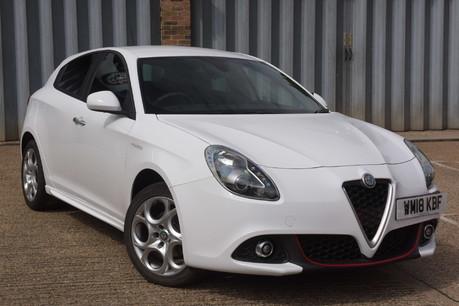 Alfa Romeo Giulietta TB SPORT