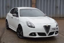 Alfa Romeo Giulietta TBI QUADRIFOGLIO VERDE TCT 1