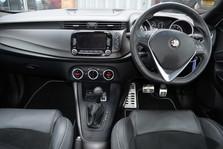 Alfa Romeo Giulietta TBI QUADRIFOGLIO VERDE TCT 7