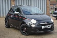 Fiat 500 STREET 1