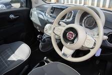 Fiat 500 LOUNGE 10
