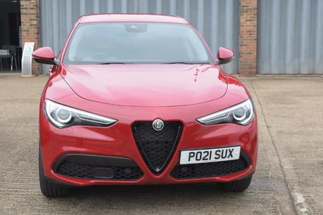 Alfa Romeo Stelvio TB SPRINT 2