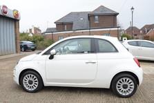 Fiat 500 ECO LOUNGE 8