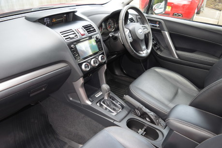 Subaru Forester I XT 10