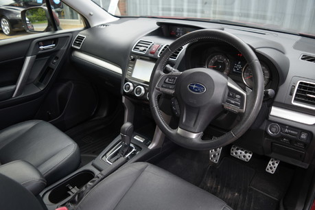 Subaru Forester I XT 16