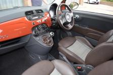 Fiat 500 SPORT MULTIJET 10