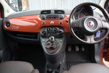 Fiat 500 SPORT MULTIJET 20
