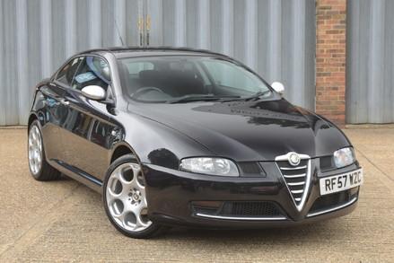 Alfa Romeo GT T.SPARK BLACKLINE