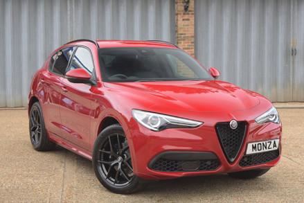 Alfa Romeo Stelvio TB VELOCE