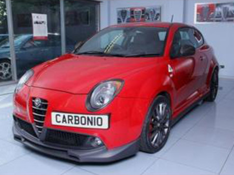 Alfa Romeo Tuning 3