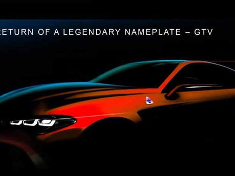 Return of a Legendary Nameplate – GTV