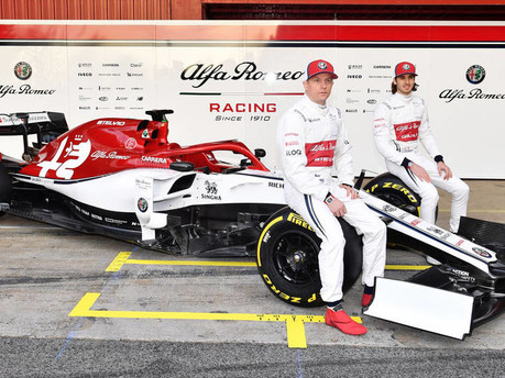 Alfa Romeo return to F1