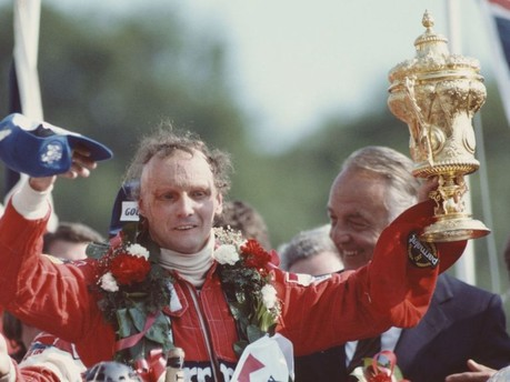 Remembering a Legend – Niki Lauda