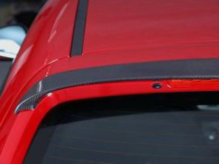 Rear Spoiler in Carbon Fibre - £299.95