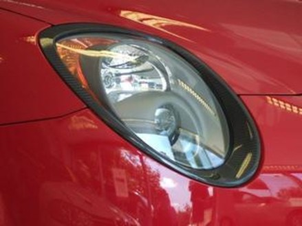 Front Headlamp Surround in Carbon Fibre - £190.00 + VAT