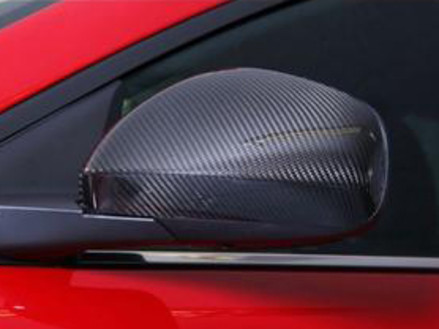 Wing Mirror Covers in Carbon Fibre - £90.00 + VAT