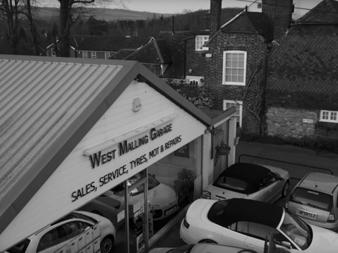 Welcome to West Malling Garage