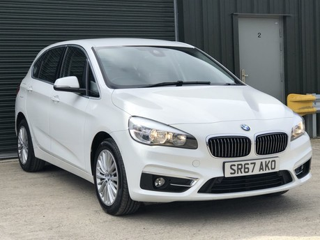 BMW 2 Series 216D LUXURY ACTIVE TOURER