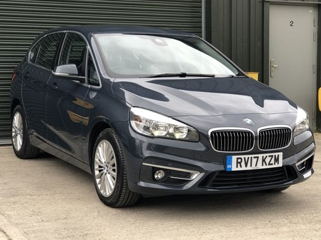 BMW 2 Series 220D XDRIVE LUXURY ACTIVE TOURER