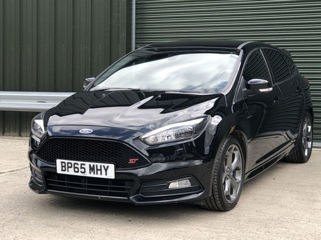 Ford Focus ST-3 TDCI 3