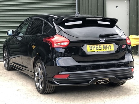 Ford Focus ST-3 TDCI 5