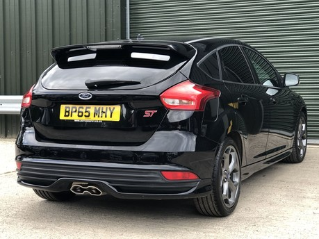 Ford Focus ST-3 TDCI 7