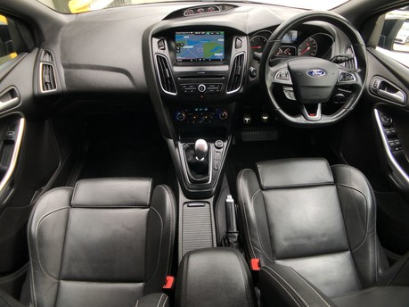 Ford Focus ST-3 TDCI 17