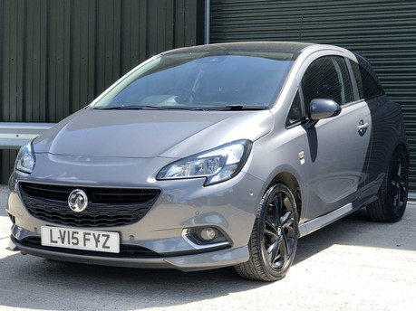Vauxhall Corsa LIMITED EDITION S/S 3