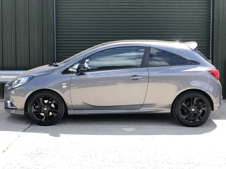 Vauxhall Corsa LIMITED EDITION S/S 4