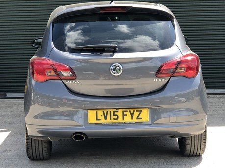 Vauxhall Corsa LIMITED EDITION S/S 6