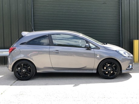 Vauxhall Corsa LIMITED EDITION S/S 8