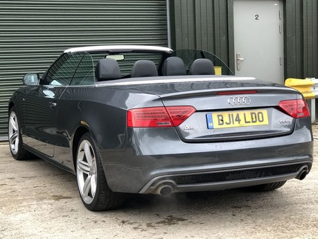 Audi A5 TFSI S LINE SPECIAL EDITION 5