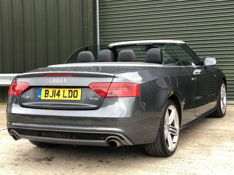 Audi A5 TFSI S LINE SPECIAL EDITION 7