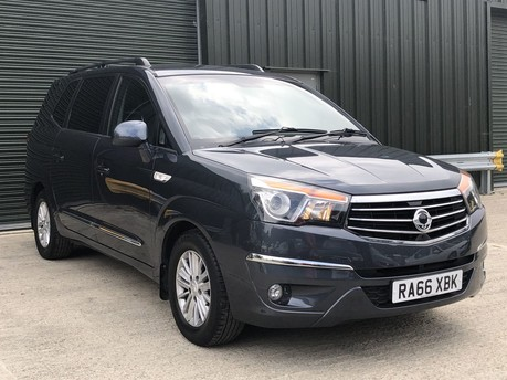 Ssangyong Turismo EX