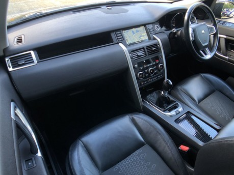 Land Rover Discovery Sport TD4 SE TECH 16