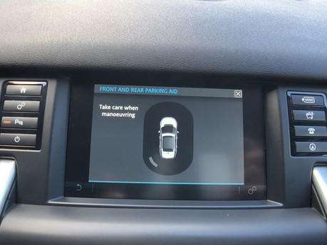 Land Rover Discovery Sport TD4 SE TECH 25