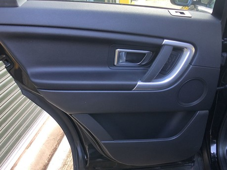 Land Rover Discovery Sport TD4 SE TECH 40
