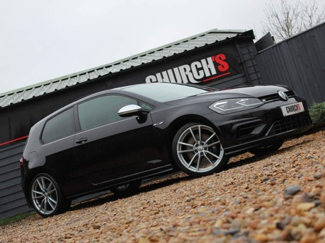 Volkswagen Golf R TSI 4MOTION DSG