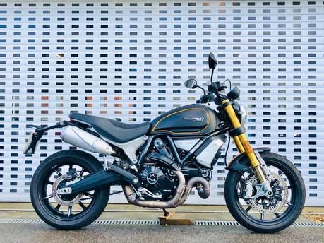 Ducati Scrambler 1100 SCRAMBLER 1100 SPORT