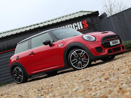 Mini Hatch JOHN COOPER WORKS