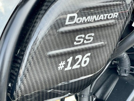 Norton Dominator SS 960 961 Naked 4