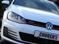 Volkswagen Golf GTI PERFORMANCE DSG 4