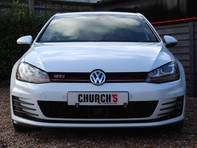 Volkswagen Golf GTI PERFORMANCE DSG 10