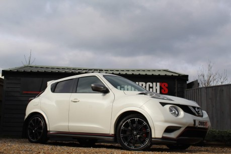 Nissan Juke NISMO RS DIG-T 2