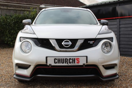 Nissan Juke NISMO RS DIG-T 9