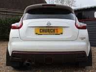 Nissan Juke NISMO RS DIG-T 10
