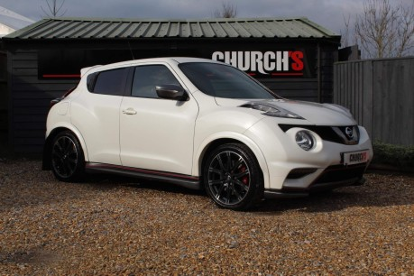 Nissan Juke NISMO RS DIG-T 12